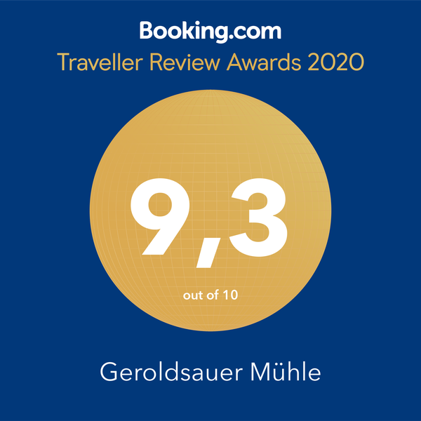 Guest Review Award 2017 Booking.com
