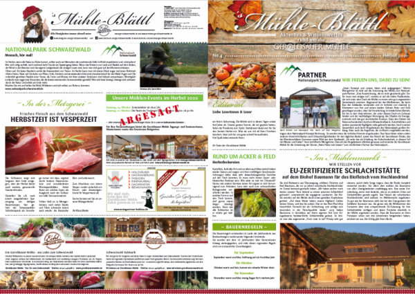 Mühle News No.11
